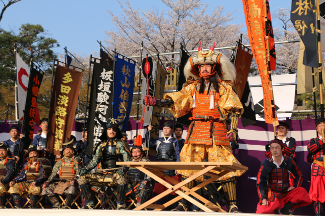 信玄公祭り2019レポ (Report of Shingen-ko Festival2019)
