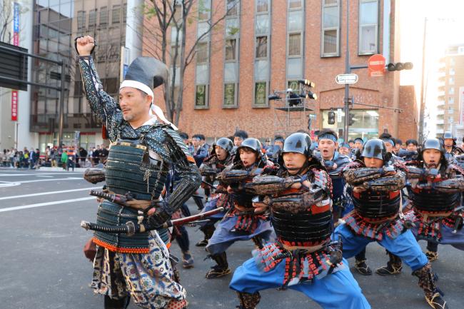 信玄公祭り2019レポ (Report of Shingen-ko Festival2019)