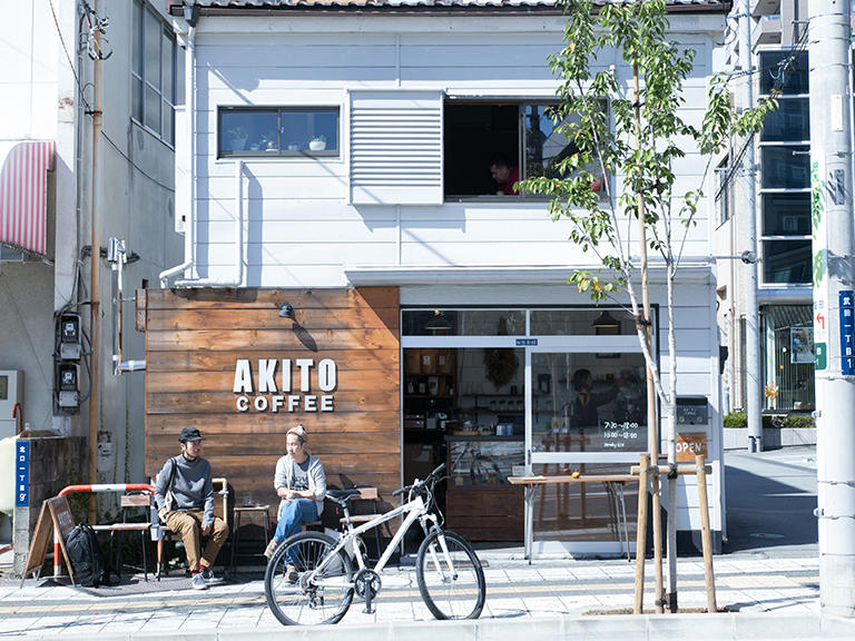 AKITO COFFEE(Introduction of AKITO COFFEE)