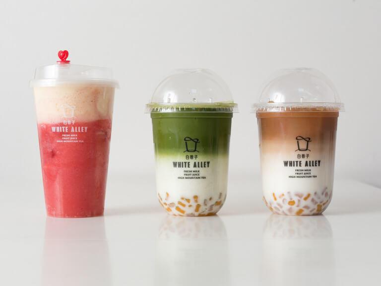 華やかな見た目とおいしさで気分が上がる、山梨のタピオカドリンク専門店3選( 3 selected tapioca drink stores in Yamanashi)